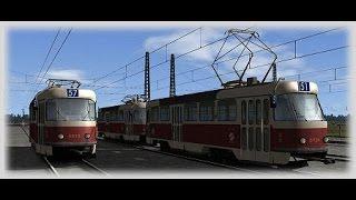 CKD Tatra T3 Tram