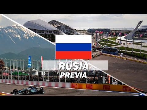 UNA BATALLA FUERA DE CONTROL | PREVIA GP F1 RUSIA 2021