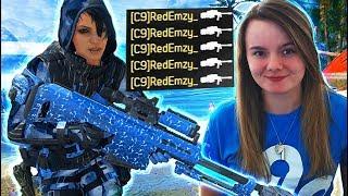 the BEST FEMALE Sniper on Black Ops 4...