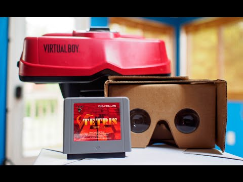 Virtual Boy Emulation on Google Cardboard - #CUPodcast