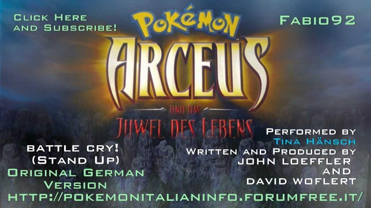 Arceus Und Das Juwel Des Lebens Stream