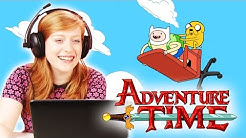 Irish People Watch Adventure Time