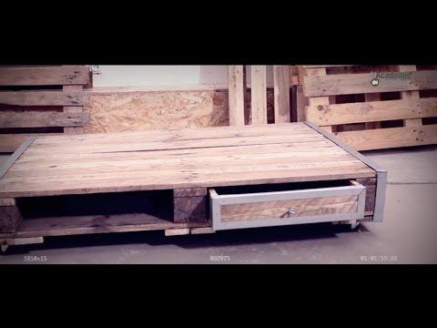 fabriquer une table basse - 0 - Tuto : Fabrication d'une table basse en palette