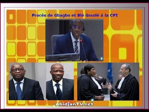 1ère partie CPI 2 Oct. 2017-Procès de Gbagbo et Blé Goudé: Interrogatoire de la Défense