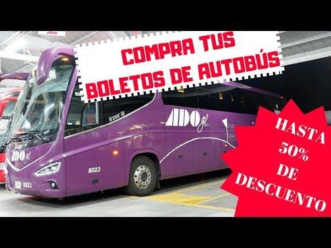 ¿Cómo Comprar Boletos De Autobús Baratos Para Viajar En ADO?