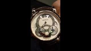 montblanc rieussec rising hours