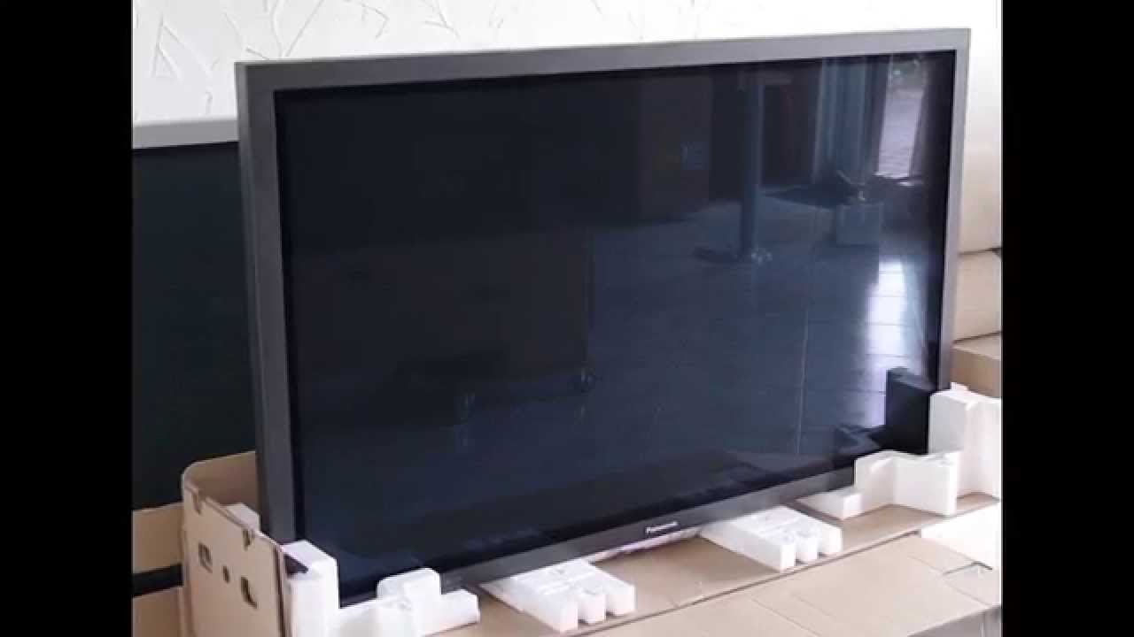 65 zoll panasonic th 65pf12 full hd plasma tv mieten youtube. Black Bedroom Furniture Sets. Home Design Ideas