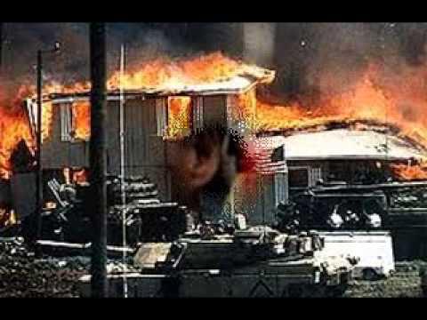 Branch Davidians Burned Alive ►Waco ►William Cooper ► 04.22.1993