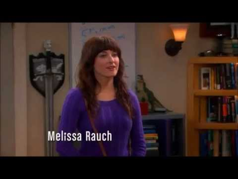 The Big Bang Theory 6x12  Alex hits on Leonard