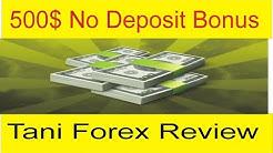 500$ No Deposit Bonus ! Insta Forex Welcome Bonus Review In Urdu and Hindi By Tani Forex