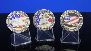 15th Anniversary Never Forget 9-11 Commemorative Coins