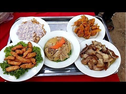 cooking oriental food