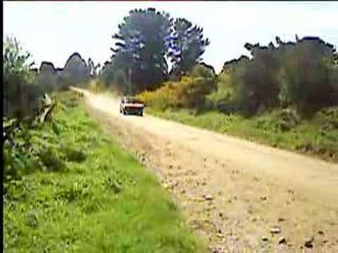 Rally arauco_ Ivan Reyes Eiken Vollrath fiat 147