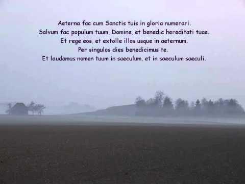 Mozart Te Deum KV 141 (66b)