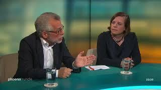 """""""Merkel oder Seehofer - Wer setzt sich durch?"""" - phoenix Runde vom 14.06.18"""