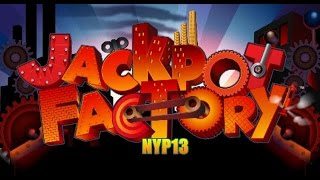 MultiMedia Games - Jackpot Factory MAX BET Slot Bonus & Line Hits