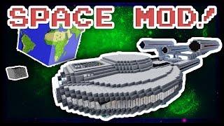 INSANE SPACE MOD! - Scrap Mechanic Episode 13 (part 2)