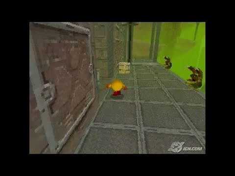 Pac-Man World 3 Nintendo DS Gameplay