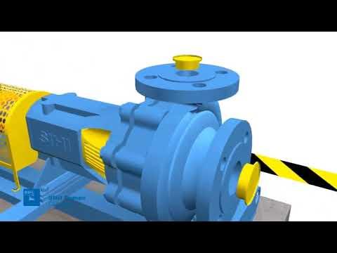 Installation of Centrifugal Pumps