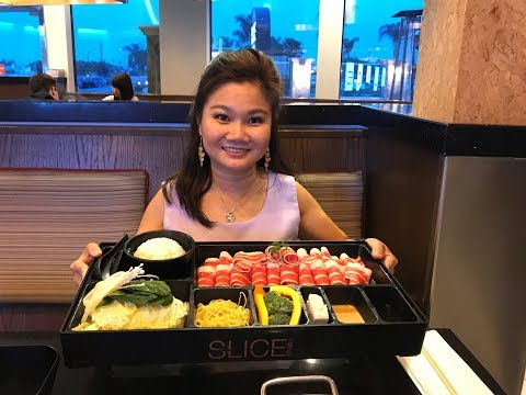 SLICE Shabu, The Best Shabu Restaurant In Huntington Beach, CA
