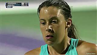 Marion Bartoli vs Victoria Azarenka 2012 Miami Highlights