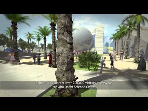 TDC Abu Dhabi Science Center Launch Film 1280x720