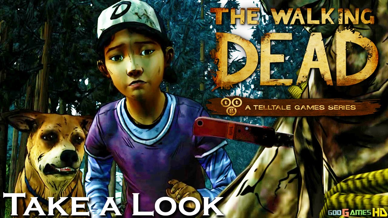 The Walking Dead Season 2 X360 Ps3 Gameplay Xbox 360 720p Take A Look