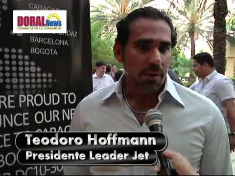 Doral News Leader Jet