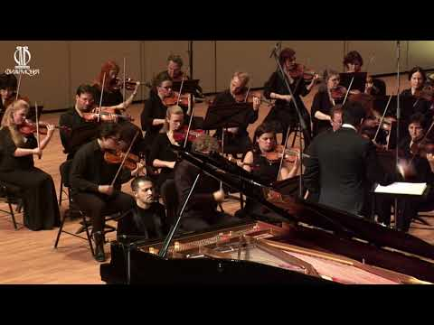 Pavel Nersessian plays Tchaikovsky Piano concerto No. 1