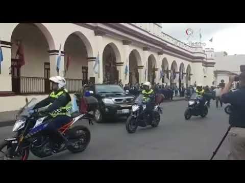 Vehículos secuestrados en la lucha contra el narcotráfico fueron puestos al servicio de la Policía