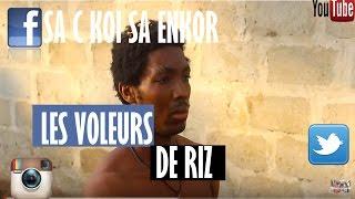 LES VOLEURS DE RIZ (Réel)