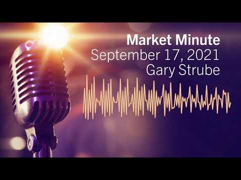 Market Minute | September 17, 2021