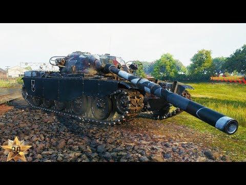 T95/FV4201 Chieftain, 9