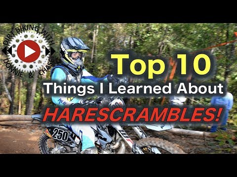 Harescramble Tips - The Top 10 Things I Learned During My 1st Harescramble Season