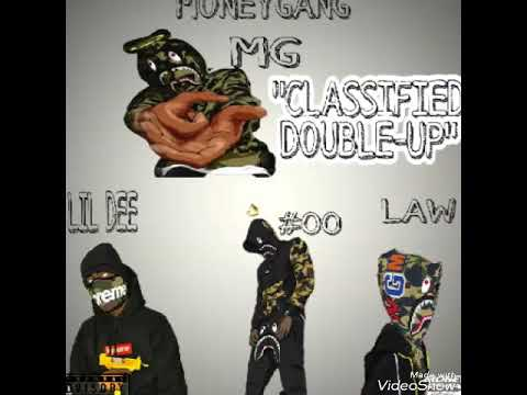 CLASSIFIED DOUBLE-UP - OO x LAW x LIL DEE x MG