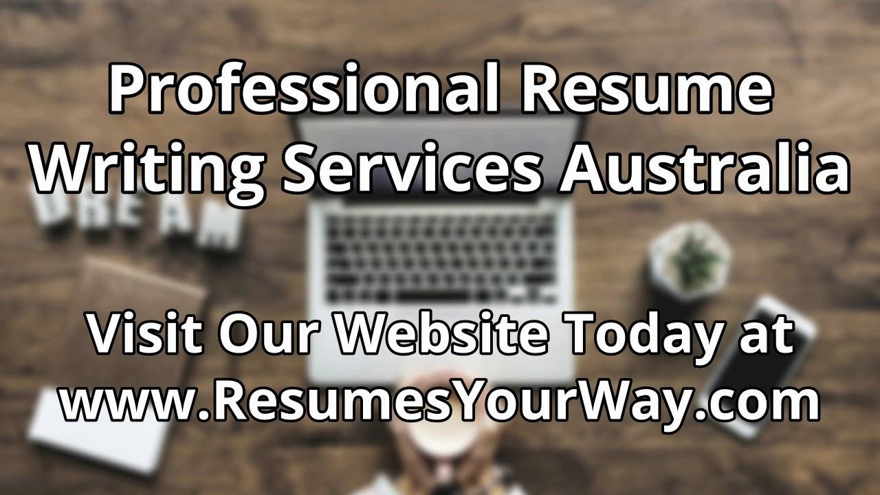 Cv writing service australia
