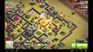 clan war ep.#4-Clash of Clans ep.#12