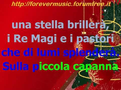 Coro dell'Antoniano - Magico Natale (cori) - KARAOKE