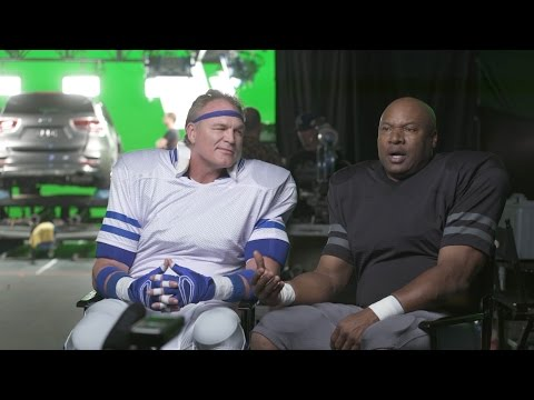 Tecmo Bros with Bo Jackson & Brian Bosworth : Behind the s