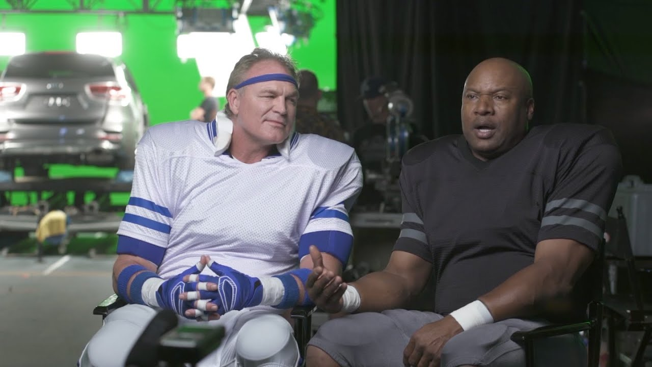 Tecmo Bros with Bo Jackson & Brian Bosworth : Behind the ...