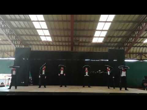 Baile colegio Monteverde 6básico B 2017