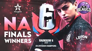 This is how we won the NA LEAGUE FINALS - Rainbow Six Siege
