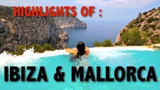 DIARY TRAVEL : ISLAS BALEARES - MALLORCA / IBIZA