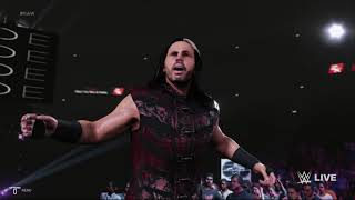 WWE 2K19 Matt Hardy Alternate Entrance (PS4/Xbox One/PC)