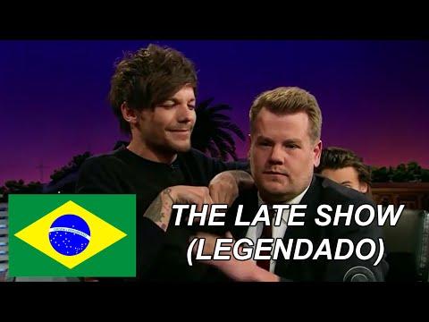 Niall Horan é Bond, James Bond - The Late Show (Legendado - PT/BR)