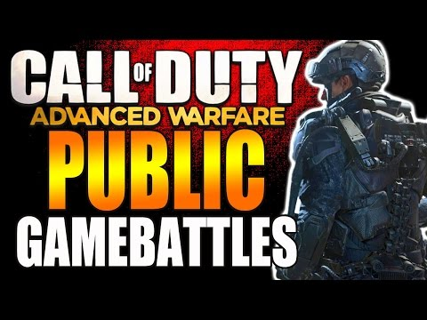 Advanced Warfare - Sweat & The City, Pub GameBattles on Detroit! (XBOX ONE)