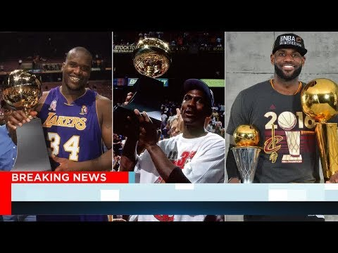 NBA Finals 2019: Most Bill Russell NBA Finals MVP Award Winners | NBA.com India | The Official Site