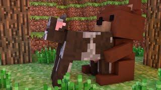 5 COISAS QUE O TED BEAR FARIA NO MINECRAFT!