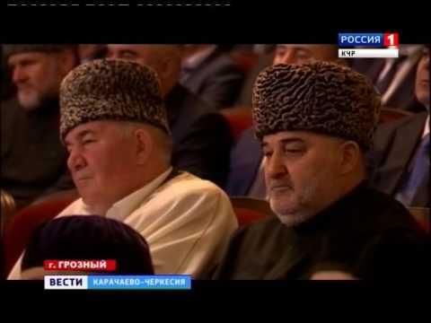Рашид Темрезов поздравил Рамзана Кадырова со вступлением в должность