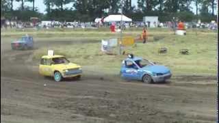 Autocross Biddinghuizen 21-06-2014 Driewielers manche 2